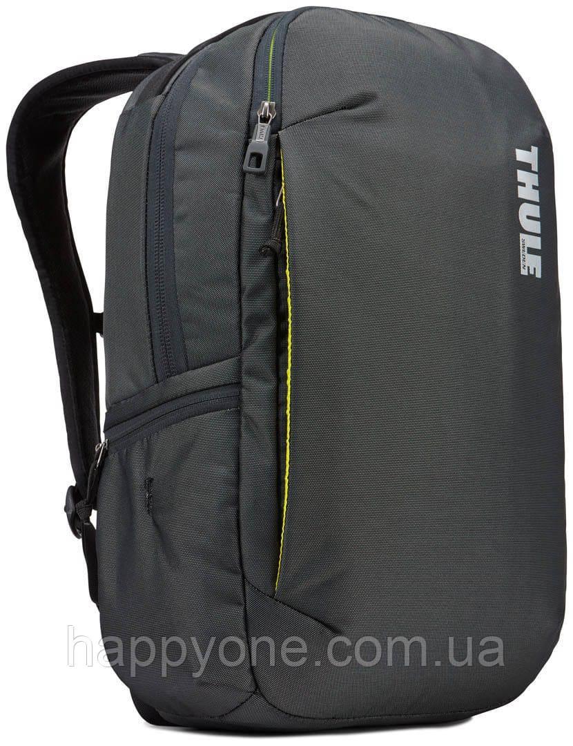 Рюкзак с отделением для ноутбука Thule Subterra Backpack 23л Dark Shadow (темно-серый)