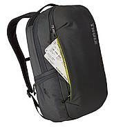Рюкзак с отделением для ноутбука Thule Subterra Backpack 23л Dark Shadow (темно-серый), фото 7