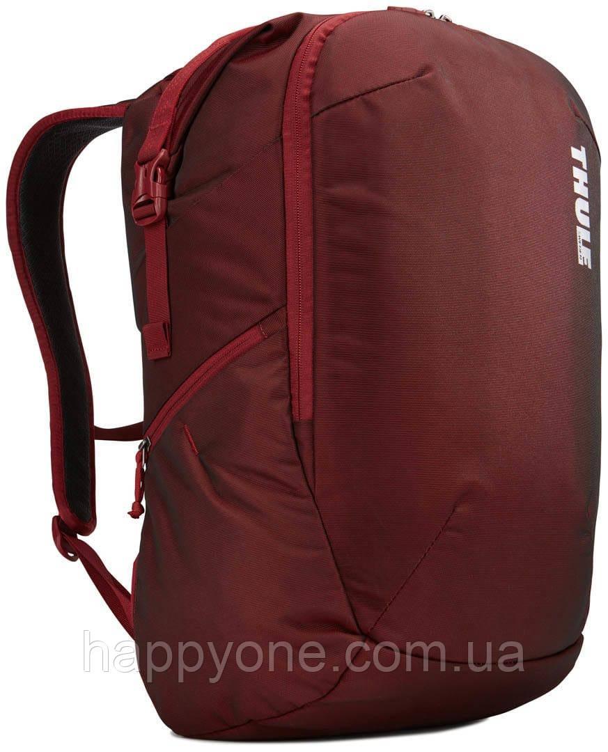 Рюкзак с отделением для ноутбука Thule Subterra Travel Backpack 34L Ember (бордовый)