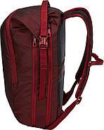 Рюкзак с отделением для ноутбука Thule Subterra Travel Backpack 34L Ember (бордовый), фото 3