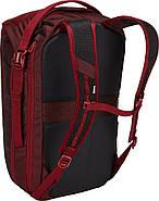 Рюкзак с отделением для ноутбука Thule Subterra Travel Backpack 34L Ember (бордовый), фото 4