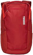 Рюкзак з відділенням для ноутбука Thule EnRoute 14л Backpack Red Feather (червоний), фото 2