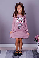 Платье на девочку LOL, фото 1