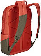 Рюкзак з відділенням для ноутбука Thule Lithos 20л Backpack Rooibos/Forest Night (червоний/сірий), фото 3