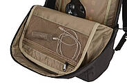 Рюкзак з відділенням для ноутбука Thule Lithos 20л Backpack Rooibos/Forest Night (червоний/сірий), фото 6