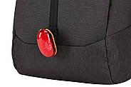 Рюкзак з відділенням для ноутбука Thule Lithos 20л Backpack Rooibos/Forest Night (червоний/сірий), фото 9