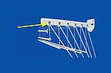 Сушилка для белья настенно-потолочная «Флорис 2 м», фото 9