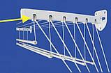 Сушилка для белья настенно-потолочная «Флорис 2 м», фото 10