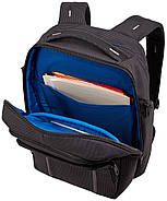 Рюкзак с отделением для ноутбука Thule Crossover 2 Backpack 30л Black (черный), фото 5
