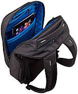 Рюкзак с отделением для ноутбука Thule Crossover 2 Backpack 30л Black (черный), фото 6