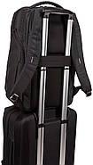 Рюкзак с отделением для ноутбука Thule Crossover 2 Backpack 30л Black (черный), фото 10