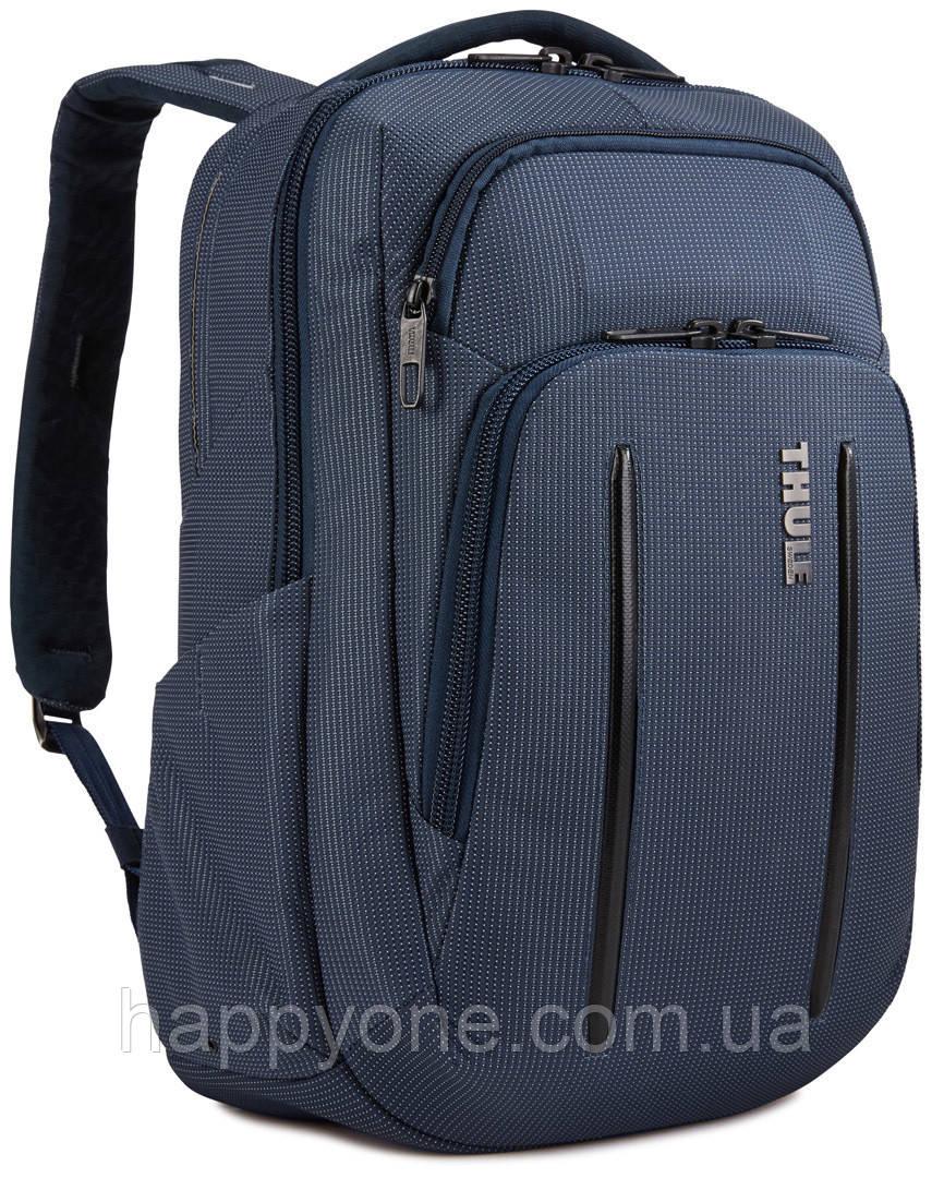 Рюкзак с отделением для ноутбука Thule Crossover 2 Backpack 20л Dress Blue (синий)