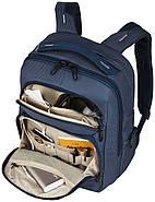Рюкзак с отделением для ноутбука Thule Crossover 2 Backpack 20л Dress Blue (синий), фото 6