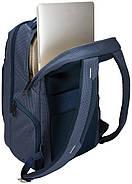 Рюкзак с отделением для ноутбука Thule Crossover 2 Backpack 20л Dress Blue (синий), фото 8