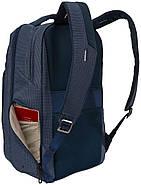 Рюкзак с отделением для ноутбука Thule Crossover 2 Backpack 20л Dress Blue (синий), фото 9