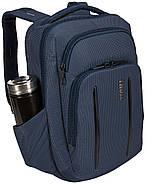 Рюкзак с отделением для ноутбука Thule Crossover 2 Backpack 20л Dress Blue (синий), фото 10