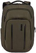 Рюкзак с отделением для ноутбука Thule Crossover 2 Backpack 20л Forest Night (хаки), фото 2