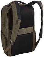 Рюкзак с отделением для ноутбука Thule Crossover 2 Backpack 20л Forest Night (хаки), фото 3
