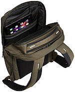 Рюкзак с отделением для ноутбука Thule Crossover 2 Backpack 20л Forest Night (хаки), фото 5