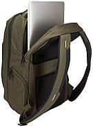 Рюкзак с отделением для ноутбука Thule Crossover 2 Backpack 20л Forest Night (хаки), фото 6