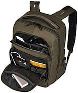 Рюкзак с отделением для ноутбука Thule Crossover 2 Backpack 20л Forest Night (хаки), фото 7