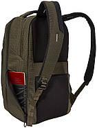 Рюкзак с отделением для ноутбука Thule Crossover 2 Backpack 20л Forest Night (хаки), фото 9