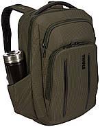 Рюкзак с отделением для ноутбука Thule Crossover 2 Backpack 20л Forest Night (хаки), фото 10