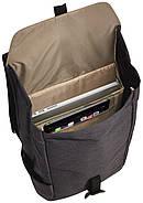 Рюкзак с отделением для ноутбука Thule Lithos 16л Backpack Rooibos/Forest Night (красный/хаки), фото 4