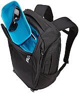 Рюкзак с отделением для ноутбука Thule Accent Backpack 28л Black (черный), фото 5