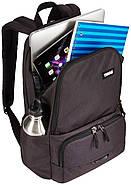 Рюкзак з відділенням для ноутбука Thule Aptitude Backpack 24 л Black (чорний), фото 4