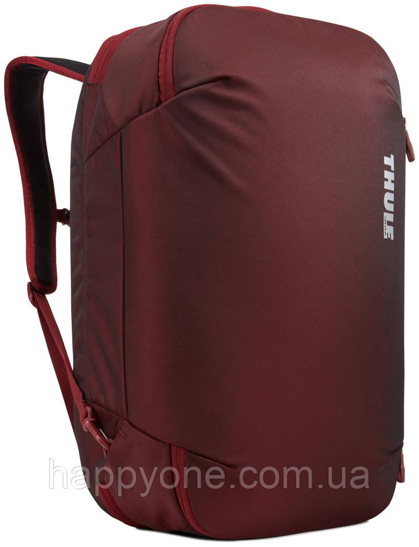 Рюкзак-наплечная сумка Thule Subterra Carry-On 40L Ember (бордовый)