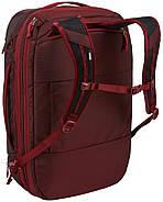 Рюкзак-наплечная сумка Thule Subterra Carry-On 40L Ember (бордовый), фото 3