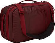 Рюкзак-наплечная сумка Thule Subterra Carry-On 40L Ember (бордовый), фото 4
