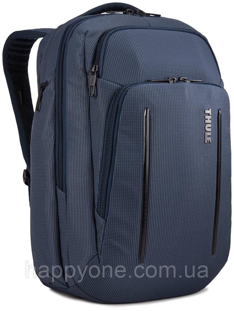 Рюкзак с отделением для ноутбука Thule Crossover 2 Backpack 30л Dress Blue (темно-синий)