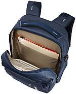 Рюкзак с отделением для ноутбука Thule Crossover 2 Backpack 30л Dress Blue (темно-синий), фото 5