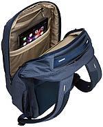 Рюкзак с отделением для ноутбука Thule Crossover 2 Backpack 30л Dress Blue (темно-синий), фото 6