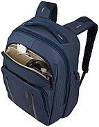 Рюкзак с отделением для ноутбука Thule Crossover 2 Backpack 30л Dress Blue (темно-синий), фото 8