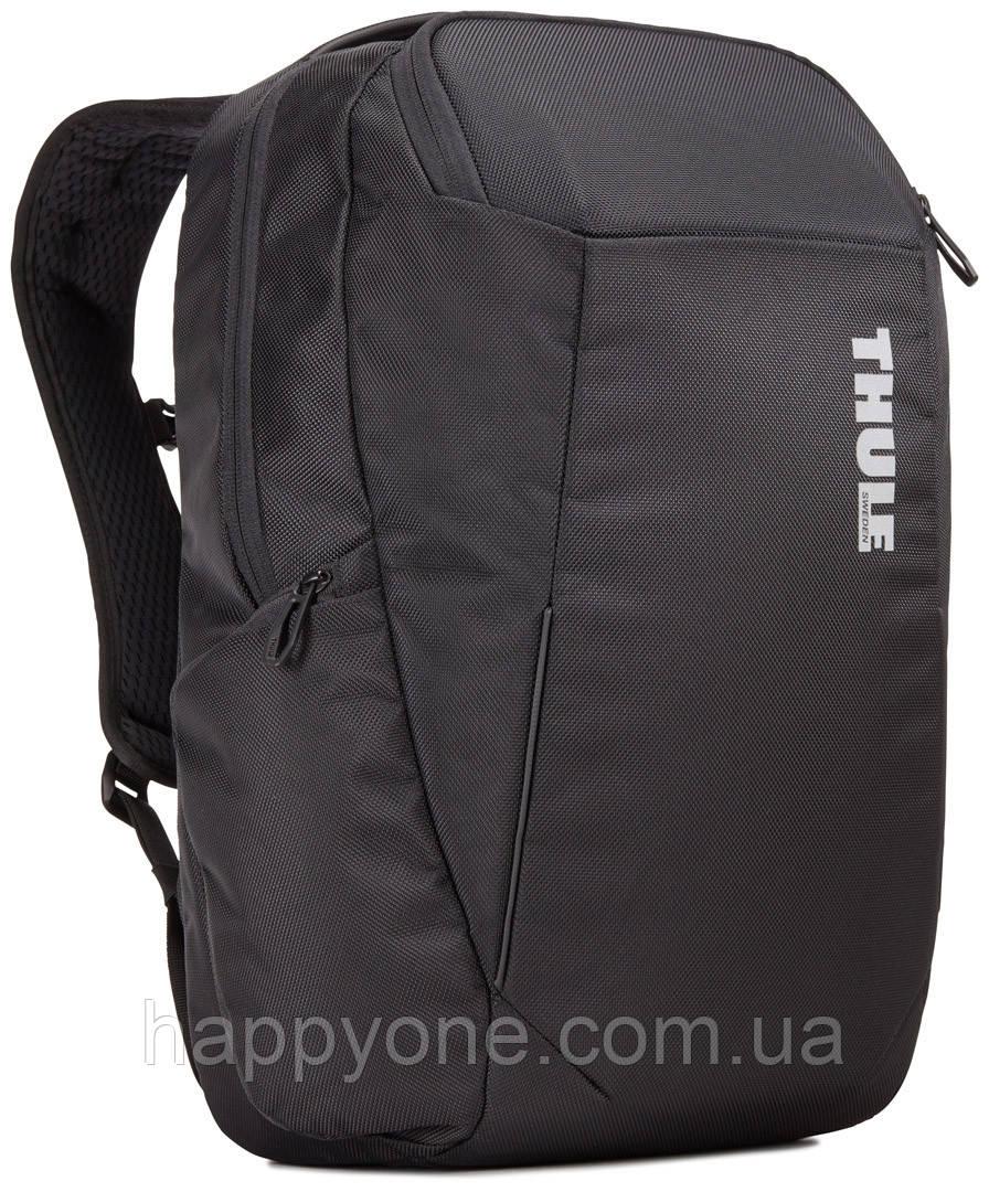 Рюкзак с отделением для ноутбука Thule Accent Backpack 23л Black (черный)