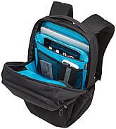 Рюкзак с отделением для ноутбука Thule Accent Backpack 23л Black (черный), фото 4