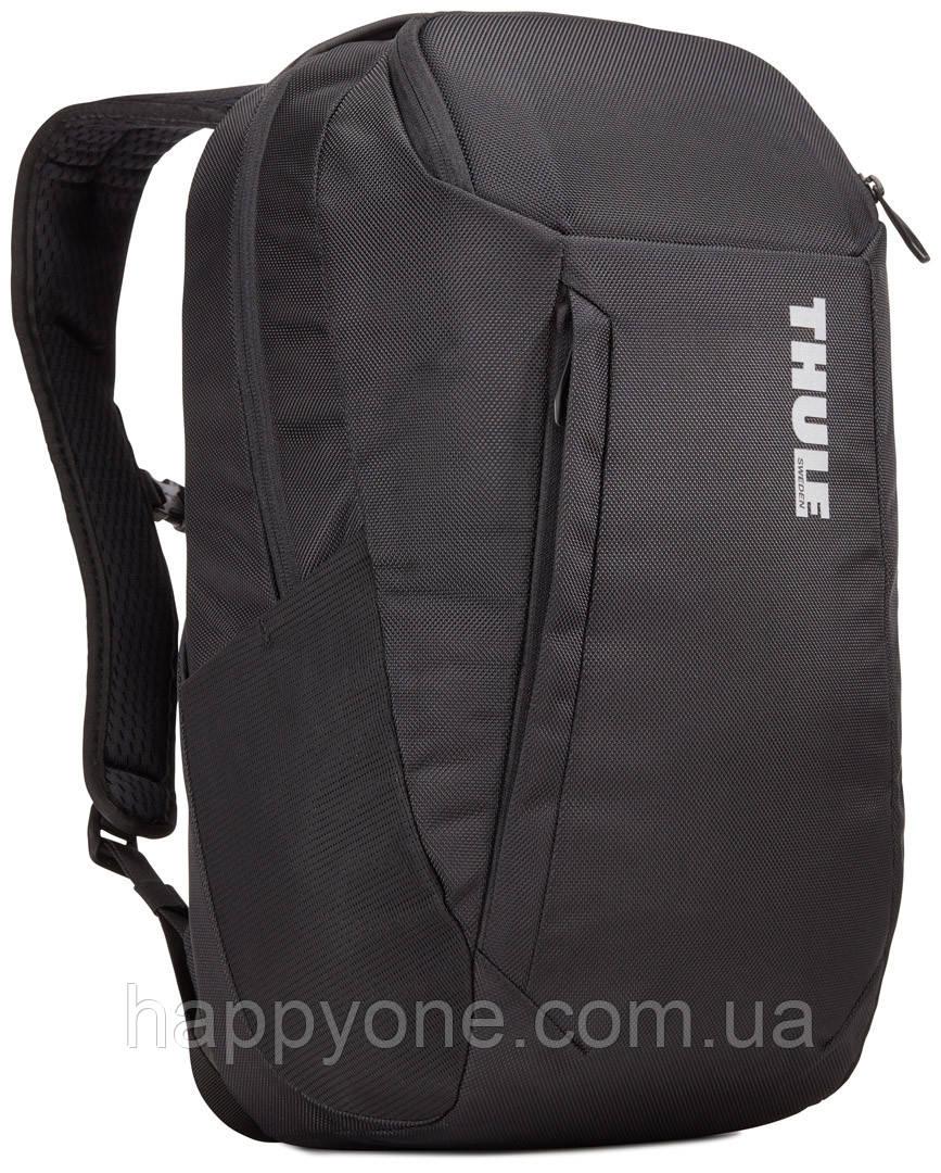 Рюкзак с отделением для ноутбука Thule Accent Backpack 20л Black (черный)