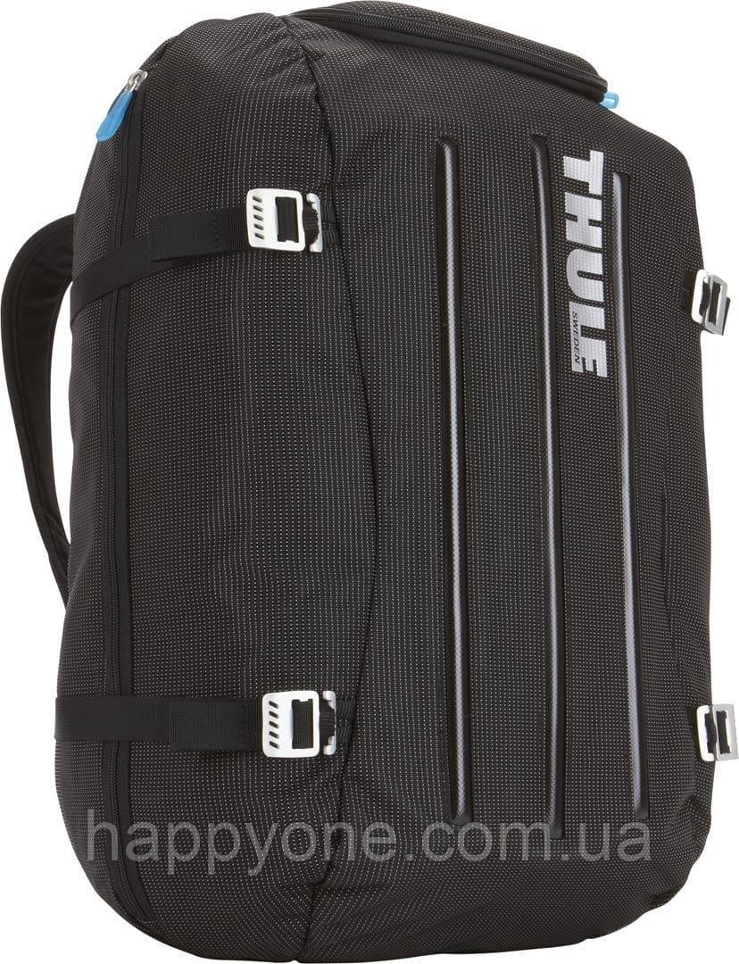 Рюкзак-спортивна сумка Thule Crossover 40L Black (чорний)