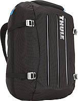 Рюкзак-cпортивная сумка Thule Crossover 40L Black (черный)