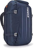 Рюкзак-cпортивная сумка Thule Crossover 40L Stratus (темно-синий)