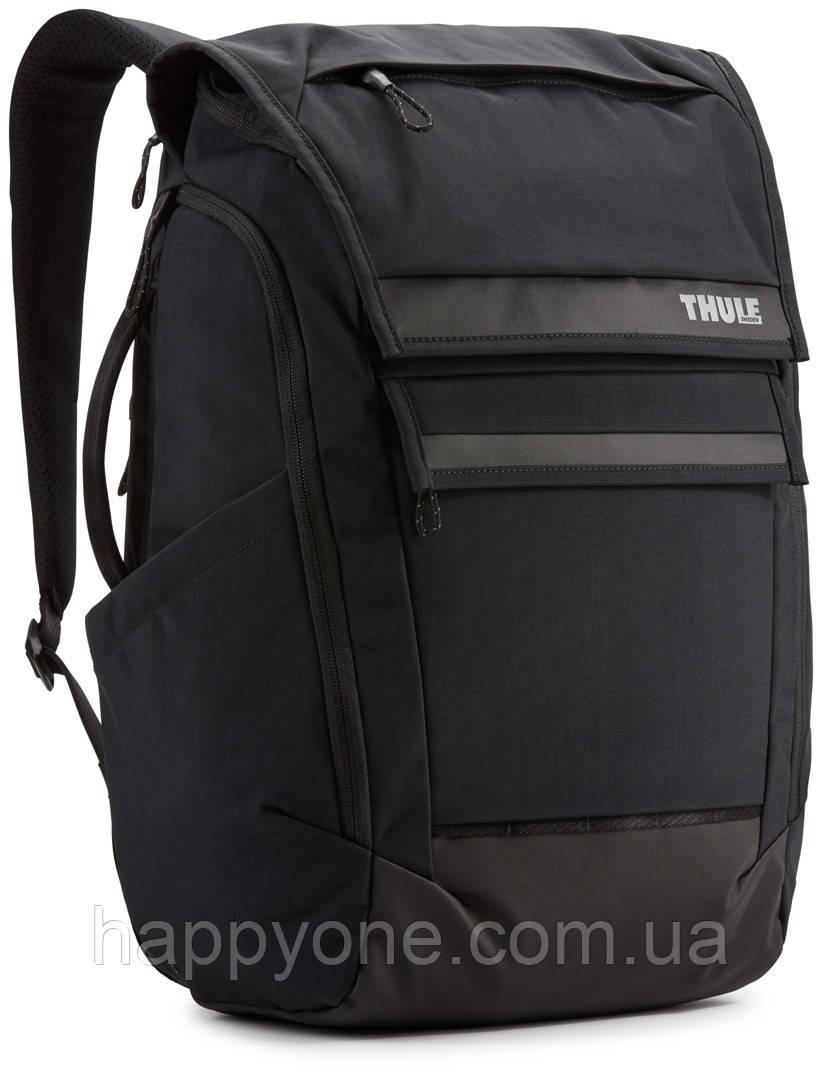 Міський рюкзак з відділення для ноутбука Thule Paramount Backpack 27L Black (чорний)