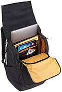 Міський рюкзак з відділення для ноутбука Thule Paramount Backpack 27L Black (чорний), фото 4