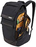 Міський рюкзак з відділення для ноутбука Thule Paramount Backpack 27L Black (чорний), фото 6