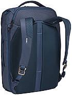 Рюкзак-наплечная сумка Thule Crossover 2 Convertible Carry On 41L Dress Blue (темно-синий), фото 3