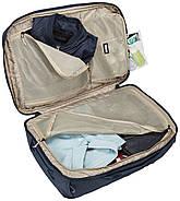 Рюкзак-наплечная сумка Thule Crossover 2 Convertible Carry On 41L Dress Blue (темно-синий), фото 6