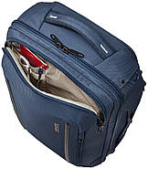 Рюкзак-наплечная сумка Thule Crossover 2 Convertible Carry On 41L Dress Blue (темно-синий), фото 8