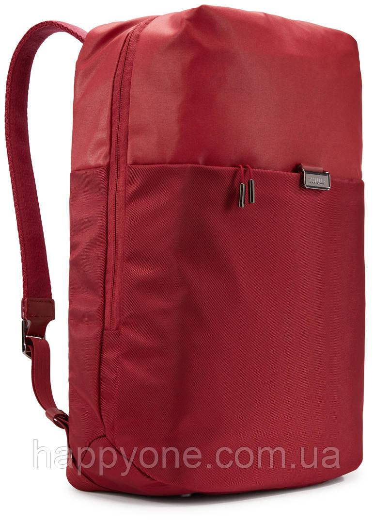 Рюкзак з відділенням для ноутбука Thule Spira Backpack 15 л Rio Red (червоний)